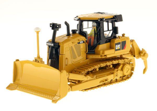 Caterpillar D7E Track-Type Tractor Dozer - High Line Series at diecastdepot