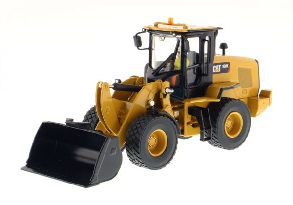 CAT 938K Wheel Loader- High Line at diecastdepot