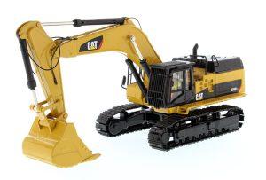 CAT 374D L Hydraulic Excavator- High Line Series at diecastdepot