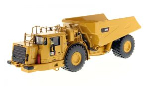 CAT AD60 Articulated Underground Truck at diecastdepot