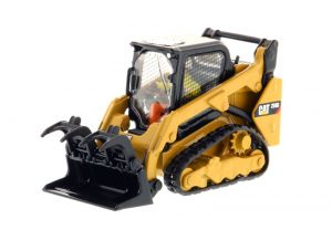 CAT 259D Compact Track Loader at diecastdepot