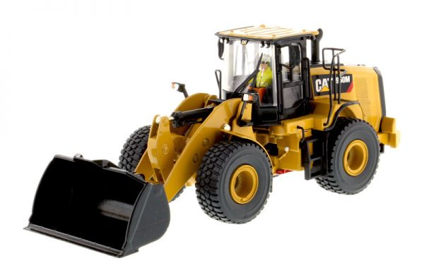 Caterpillar 950M Wheel Loader - High Line Series at diecastdepot