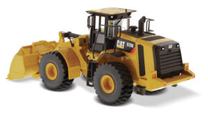 Caterpillar 972M Wheel Loader - High Line Series at diecastdepot