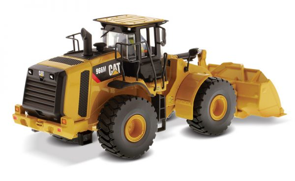 Caterpillar 966M Wheel Loader - High Line Series at diecastdepot