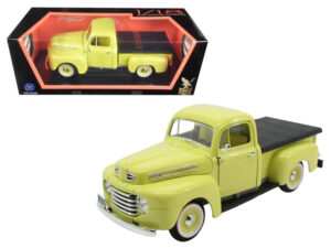 1948 Ford Pickup Truck w/Flatbed at diecastdepot