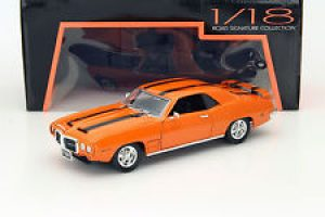 1969 Pontiac Trans Am at diecastdepot