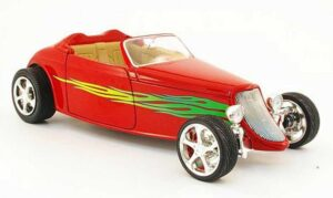 1933 Ford Roadster at diecastdepot