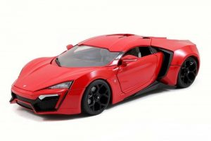 Lykan Hypersport- Fast & the Furious 7 at diecastdepot
