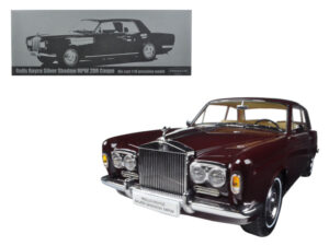 1968 Rolls-Royce- Silver Shadow at diecastdepot