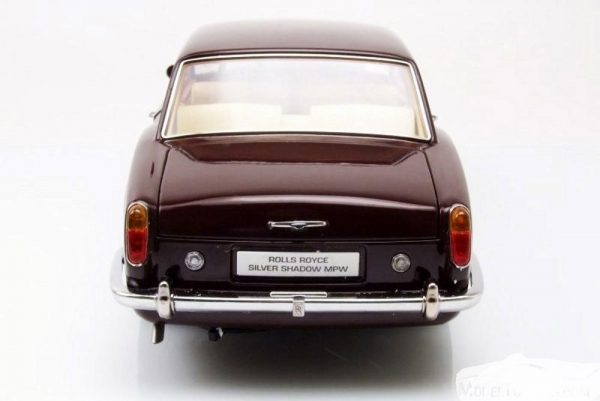 98204bg 5 1 - 1968 Rolls-Royce- Silver Shadow