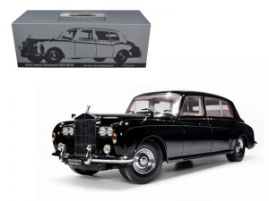 1964 Rolls Royce Phantom V- Black at diecastdepot