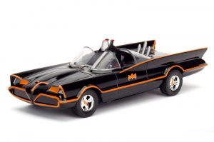 Batmobile Series – 1966 Classic TV Series Batmobile at diecastdepot