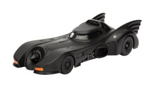 Batmobile Series – 1989 Batman Batmobile at diecastdepot