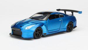 Fast & Furious – Brian's Nissan GT-R (R35) Ben Sopra at diecastdepot