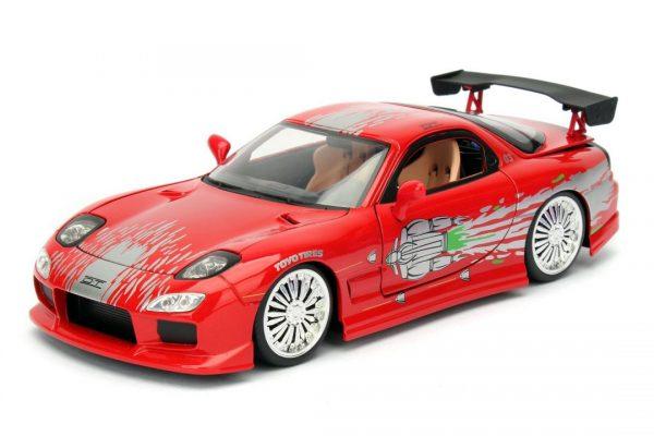 Fast & Furious - Dom's Mazda RX-7 at diecastdepot