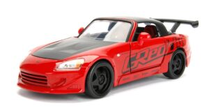 2001 Honda S2000 - JDM Tuners - RED at diecastdepot