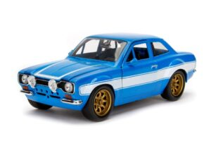 BRIAN'S FORD ESCORT MK1-FAST & FURIOUS at diecastdepot