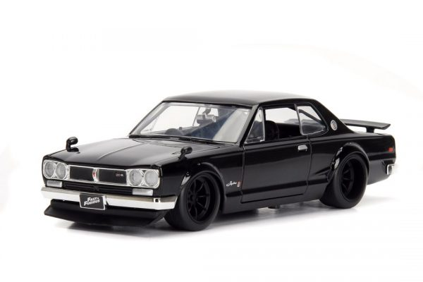 Nissan Skyline 2000 GT-R- Brian's Fast and Furious at diecastdepot