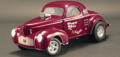 1941 Gasser- Jr. Thompson and Poole at diecastdepot
