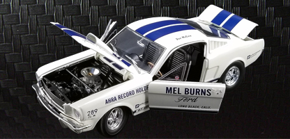 A1801811 2 - 1965 Ford Shelby GT350- Mel Burns