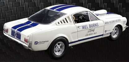 A1801811 3 - 1965 Ford Shelby GT350- Mel Burns
