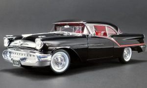 1957 Oldsmobile Super 88 at diecastdepot