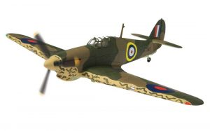 Hawker Hurricane MK.1 V7795 at diecastdepot