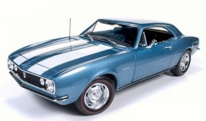 1967 Chevrolet Camaro Z/28 at diecastdepot