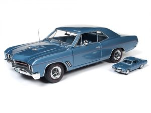 1967 Buick GS Hardtop (Combine with AW 1:64 Car - 1967 Buick GS) at diecastdepot