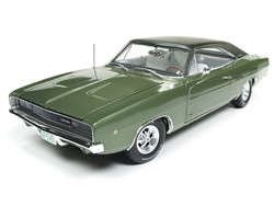 "1968 DODGE CHARGER R/T ""CLASS OF 68"" (50TH ANNIVERSARY) at diecastdepot"