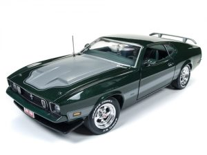 1973 Ford Mustang Mach-I   HOT ROD at diecastdepot