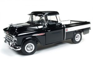 1957 Chevy Cameo Pick up- 100th Anniversary at diecastdepot