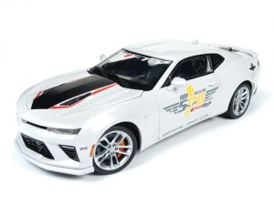 2017 Chevrolet Camaro Indy Pace Car (50th Anniversary) at diecastdepot