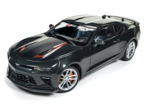 2017 Chevrolet Camaro SS - 50th Anniversary Edition at diecastdepot