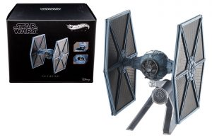 Star Wars Episode V Empire Strike Back Tie Fighter at diecastdepot