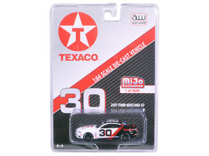 2017 FORD MUSTANG- TEXACO RACING at diecastdepot