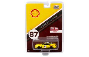 2017 Ford Mustang GT - Shell Racing #87 at diecastdepot