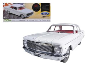 1965 FORD FALCON XP - FORD 50TH ANNIVERSARY at diecastdepot