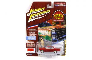 1966 Ford Fairlane Weathered - Barn Finds by Johnny Lightning at diecastdepot
