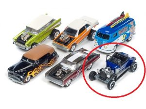1964 Volkswagon Transporter- Johnny Lightning Street Freaks Release 2 D at diecastdepot