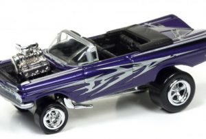 1959 CHEVY IMPALA CONVERTIBLE- ZINGER at diecastdepot