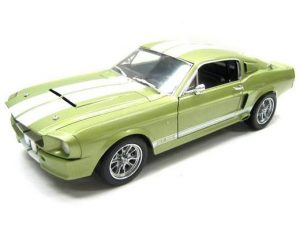 1967 FORD SHELBY GT500 - GREEN BY SHELBY COLLECTIBLES