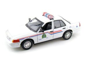 FORD CROWN VICTORIA - ROYAL CANADIAN MOUNTED POLICE (RCMP) BY MOTOR MAX