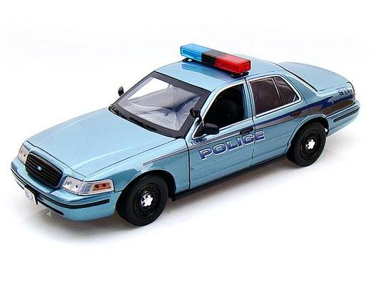 2008 FORD CROWN VICTORIA POLICE- TWILIGHT