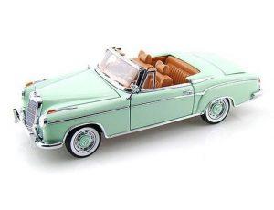 1958 MERCEDES 220 SE