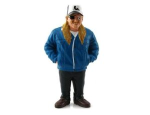 ONE EYE JACK- TRAILER PARK FIGURINE
