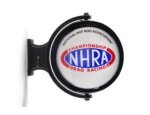 NHRA REVOLVING LIGHT