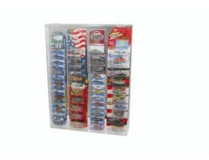 1:64 BLISTER PACKAGES DISPLAY CASE