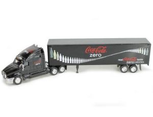 COCA-COLA COKE ZERO LONG HAULER