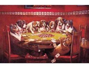 8 DOGS POKER
